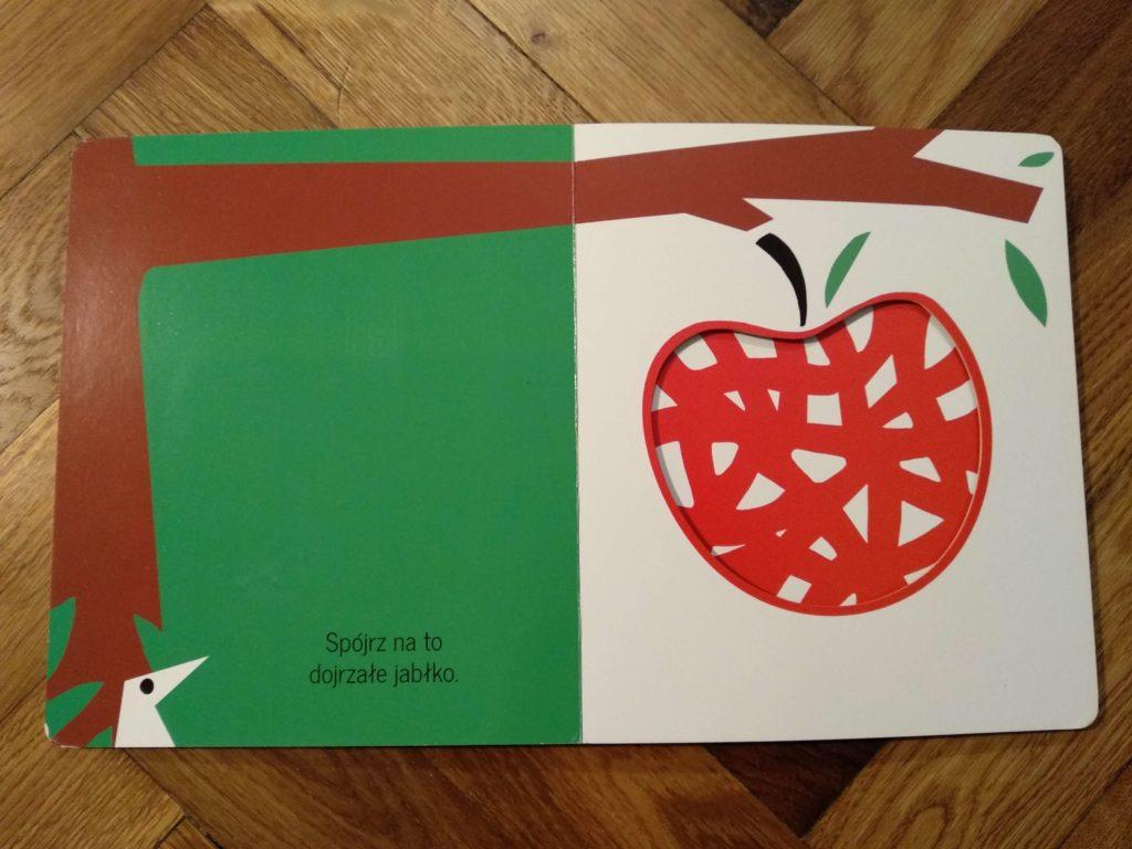 """Spójrz na to dojrzałe jabłko [w:] Hector Dexet """"Oto jest ogród"""""""