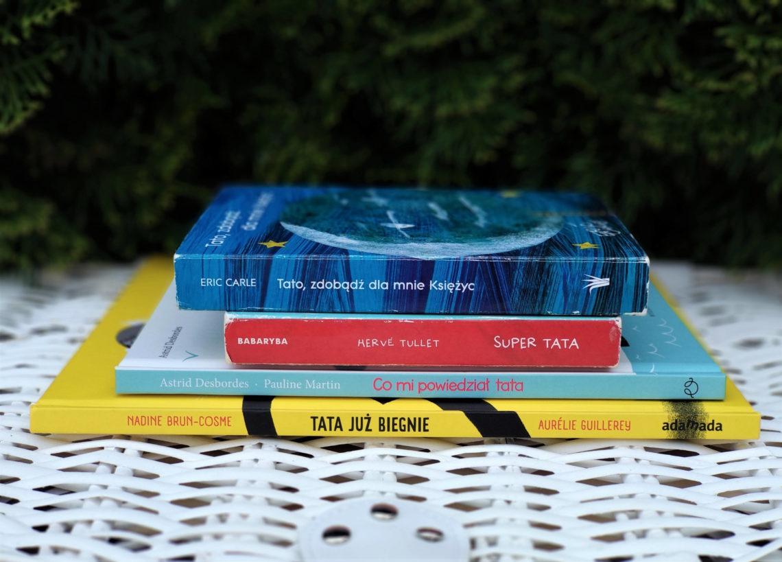 Książki na Dzień Ojca