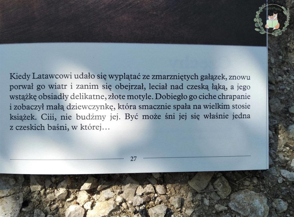 """""""Zielony latawiec. Przyjaźń przez 6 kontynentów"""" Czechy"""