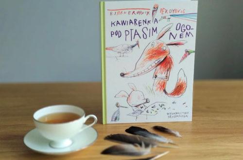 Kawiarenka pod ptasim ogonem - okładka